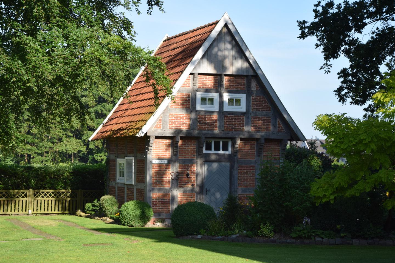 Ferienhof Roehsmann Badbergen - Das Backhaus - Bild 01