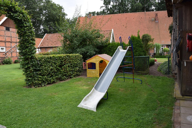 Ferienhof Roehsmann Badbergen - Außenbereich - Bild 08