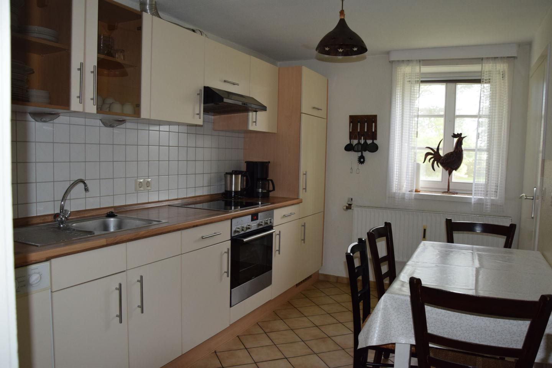 Ferienhof Roehsmann Badbergen - Ferienwohnung Achtert Hus - Bild 05