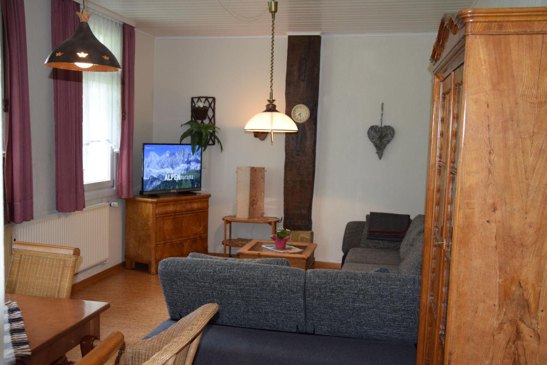 Ferienhof Roehsmann Badbergen - Ferienwohnung Achtert Hus - Bild 08