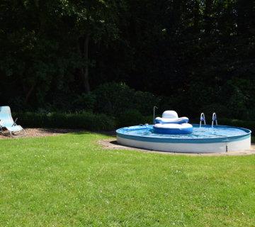 Ferienhof Roehsmann Badbergen - Pool