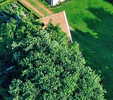 Ferienhof Roehsmann Badbergen - Der Speicher - Luftbild