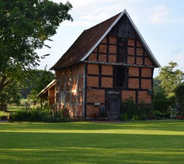 Ferienhof Roehsmann Badbergen - Der Speicher